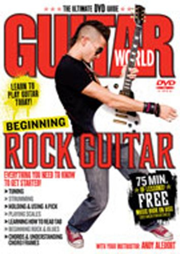 Guitar World: Beginning Rock Guitar