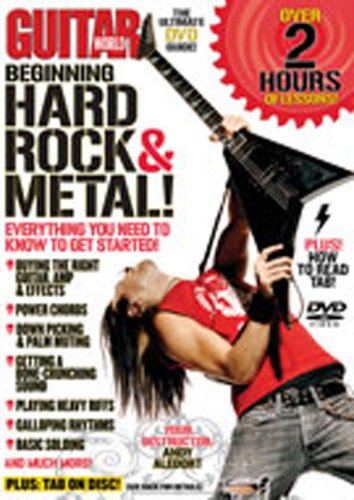 Guitar World: Beginning Hard Rock & Metal!