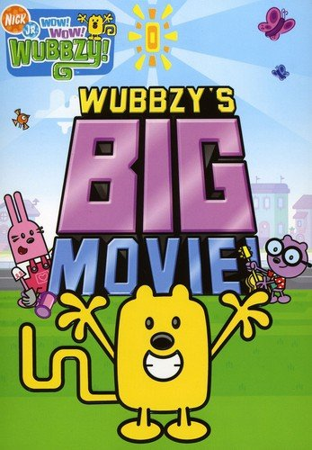 Wow! Wow! Wubbzy!: Wubbzy's Big Movie