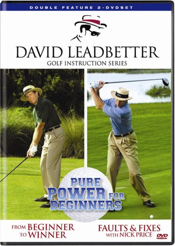David Leadbetter's Pure Power for Beginners (2pc) (Ws)