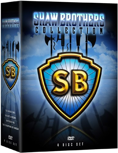 Shaw Brothers Collection (4 Disc Set)
