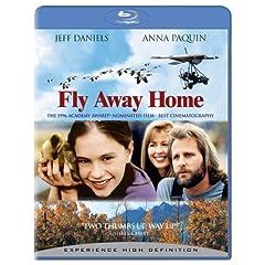Fly Away Home [Blu-ray]