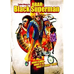 Abar: Black Superman