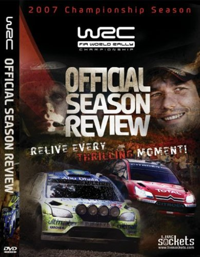 WRC World Rally Championship Official Season Review 2007