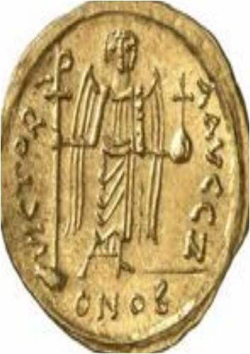 PICTURES OF BYZANTINE COINS