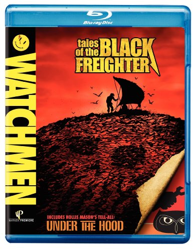 Watchmen: Tales of the Black Freighter & Under the Hood (+ Digital Copy) [Blu-ray]