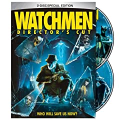 Watchmen (Director's Cut) (Two-Disc Special Edition + Amazon Digital Bundle + Digital Copy)