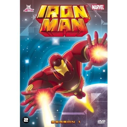 Vol. 2-Iron Man (Episode 6-10)