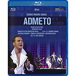 Handel: Admeto [Blu-ray]