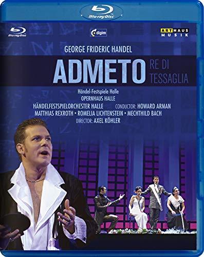 Handel: Admeto [Blu-ray]