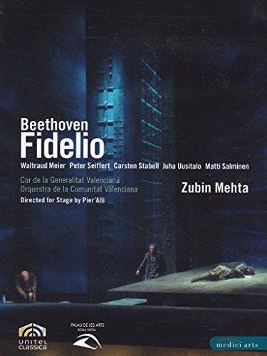 Beethoven: Fidelio (Orquestra de la Comunitat Valenciana, Zubin Mehta)
