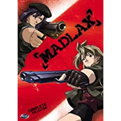 Madlax: The Complete Collection
