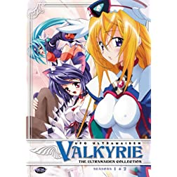 UFO Ultramaiden Valkyrie: Seasons 1 & 2