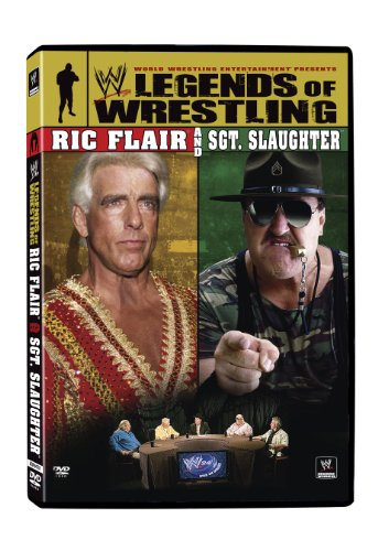 Legends of Wrestling 5: Ric Flair & Sgt Slaughter