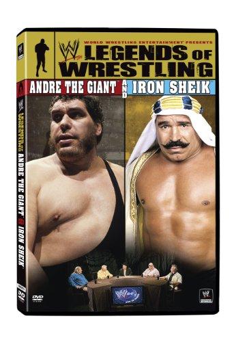 Legends of Wrestling 3: Andre Giant & Iron Sheik