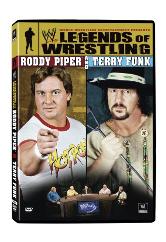 WWE Legends of Wrestling 1 - Roddy Piper & Terry Funk
