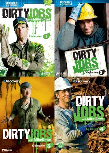 Dirty Jobs: Collections 1-4