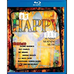 Oh Happy Day: Sunday Morning Music [Blu-ray]