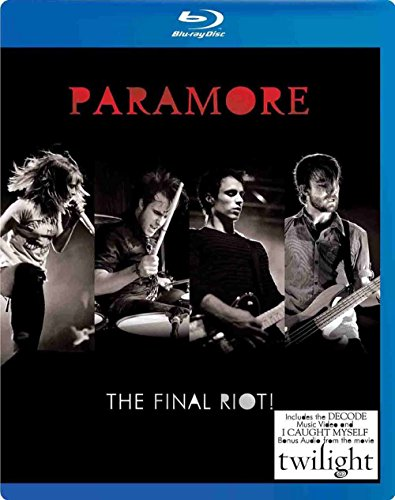 Paramore: The Final Riot! [Blu-ray]