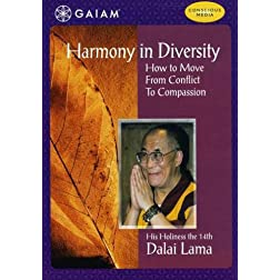 Dalai Lama: Harmony in Diversity
