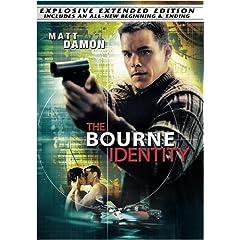 Fast & Furious Movie Cash: The Bourne Identity