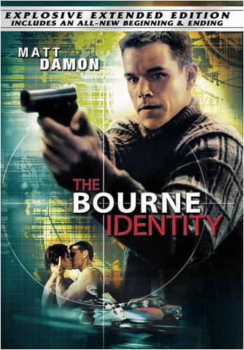 Fast & Furious Movie Cash: The Bourne Identity