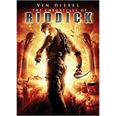 Fast & Furious Movie Cash: The Chronicles of Riddick (Full Frame)