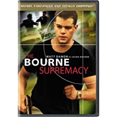Fast & Furious Movie Cash: The Bourne Supremacy