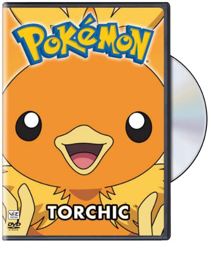 Pokemon All Stars, Vol. 19: Torchic