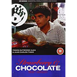 Strawberry & Chocolate