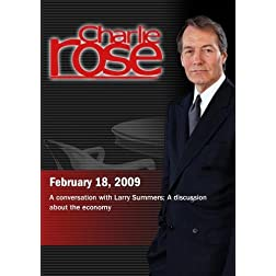 Charlie Rose (February 18, 2009)