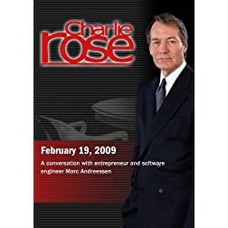 Charlie Rose (February 19, 2009)