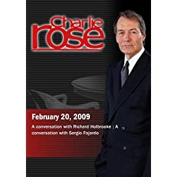 Charlie Rose (February 20, 2009)