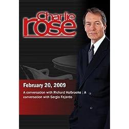 Charlie Rose (February 20, 2009)