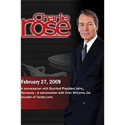 Charlie Rose (February 27, 2009)