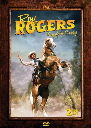 Roy Rogers - King of the Cowboys - 2 DVD Set