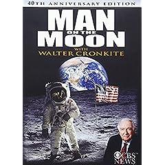 Man on the Moon with Walter Cronkite - 2 DVD Set