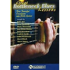 Great Bottleneck Blues Guitar Lessons (DVD)