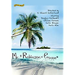 Mr Robinson Crusoe