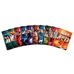 ER: The Complete Seasons 1-10