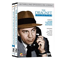 Dragnet Collection (4pc) (Ntsc)