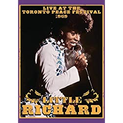 Live at the Toronto Peace Festival 1969