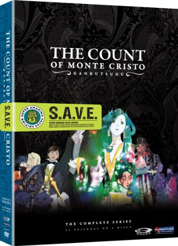 Gankutsuou: Count of Monte Cristo - The Complete Series