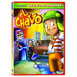 El Chavo Animado, Vol. 4: El Chavo Lavacoches y Mas