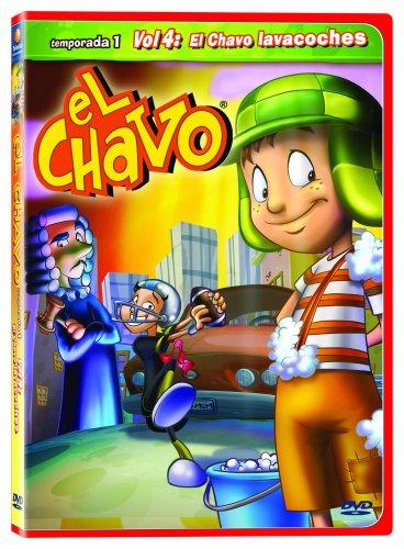 El Chavo Animado, Vol. 4: El Chavo Lavacoches y Mas