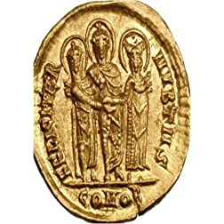 SOLIDUS Byzantine Coin Vol. I