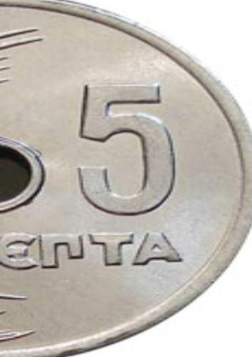 Modern Greek (Hellenic) Coins
