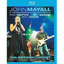 70th Birthday Concert [Blu-ray]