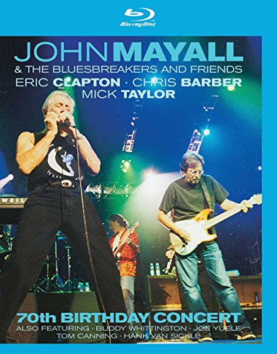 70th Birthday Concert [Blu-ray]