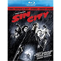 Sin City [Blu-ray]